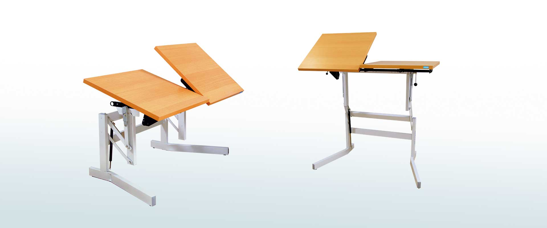 sit and stand-on desk ergo P3