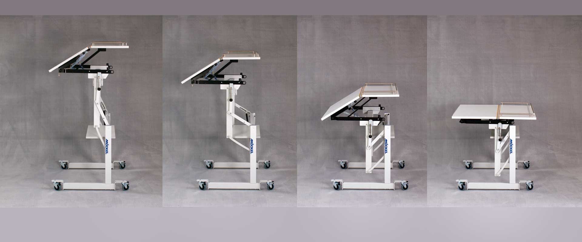sit and stand-on table ergo P4