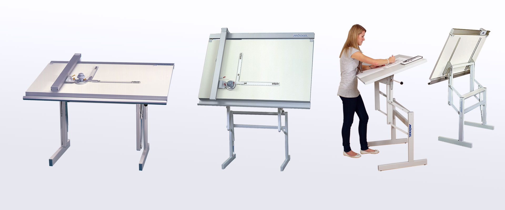 Drawing table ergo SZ